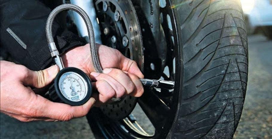 Kiểm tra và bảo dưỡng xe máy