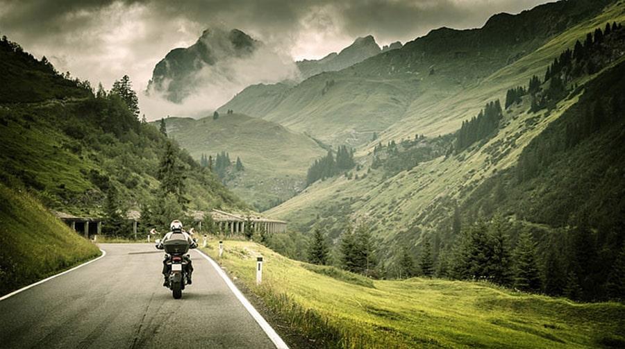 Đi đến Nha Trang bằng xe máy
