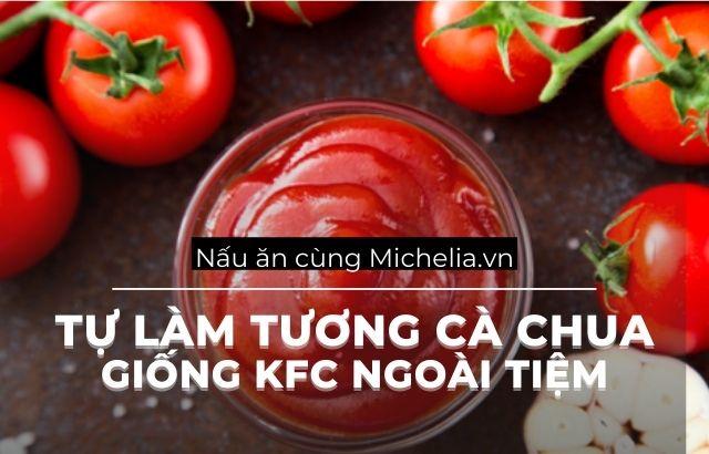 hướng dẫn cách làm tương cà chua