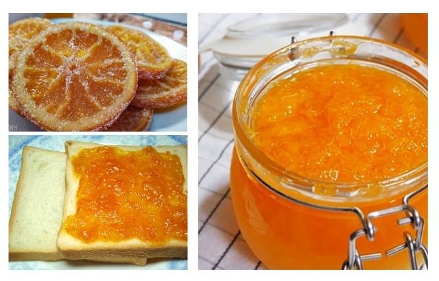 Cách làm mứt cam ướt khá thú vị đấy.