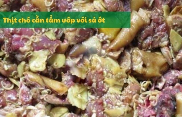 Cách nấu lẩu chó chuối xanh