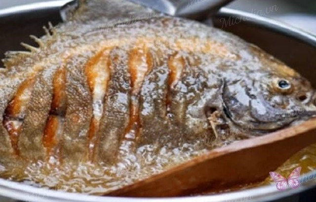 Cách ướp cá rô phi rán