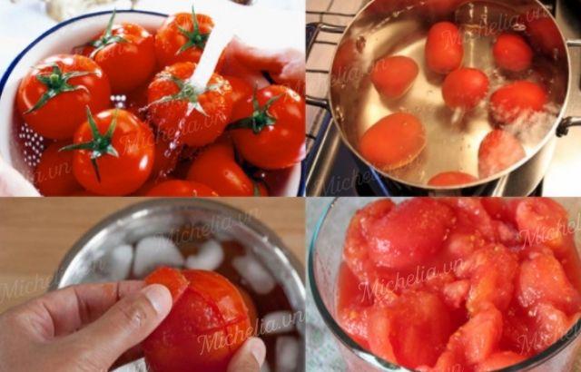 công thức làm tương cà chua