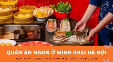 Quán ăn Hàn Quốc Hai Bà Trưng, Hà Nội