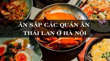 Đồ Thái Lan ở Hà Nội