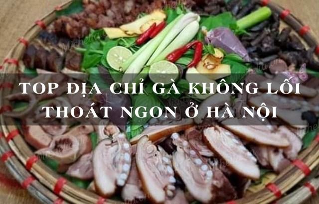 địa chỉ thịt chó Hà Nội