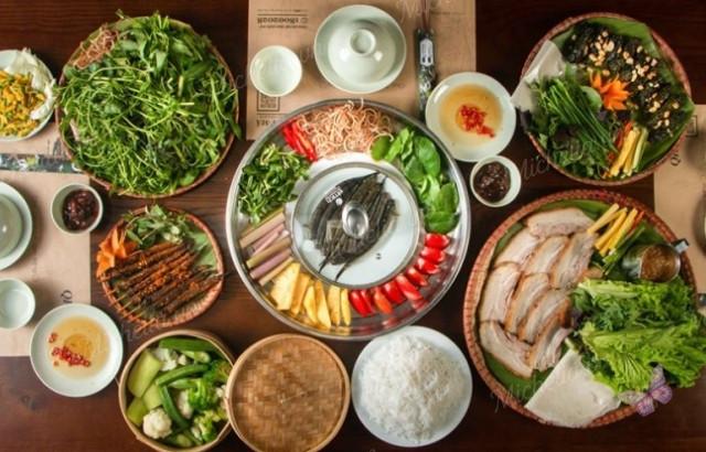Quán an ngon Hà Nội
