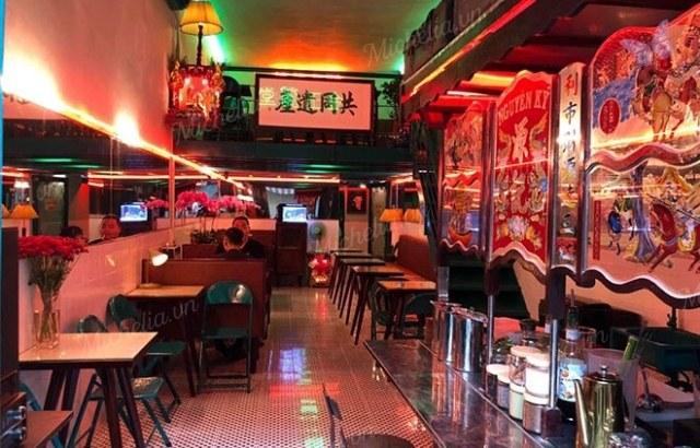 quán ăn Hồng Kông ở Hà Nội