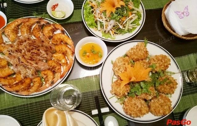 Quán ăn ngon ở Yên Phụ