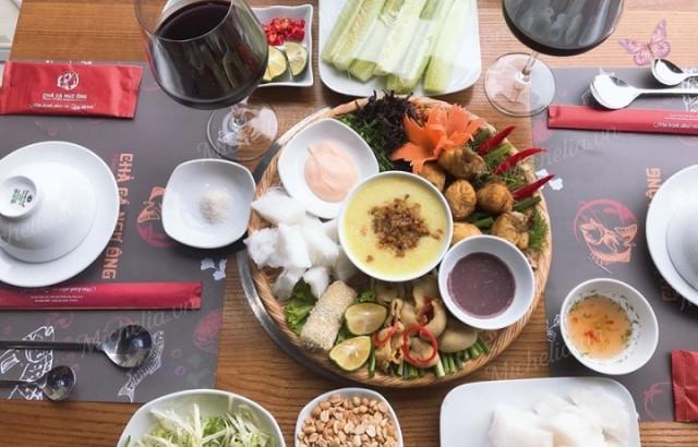 Quán ăn ngon ở Bắc Từ Liêm