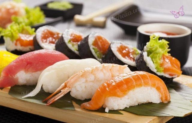 Nhà hàng Nhật sang trọng tại Hà Nội