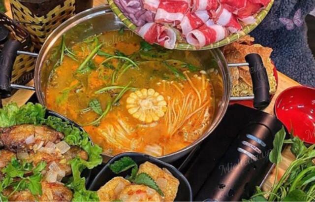 quán ăn Thái Lan ở Hà Nội